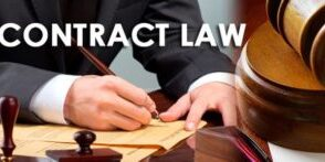 Contract law photo